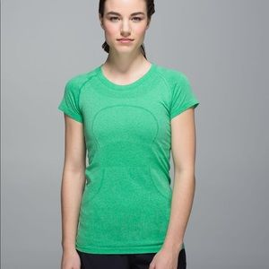 lululemon athletica swiftly tech short sleeve crew